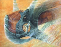 Nava spațială în hiperspațiu